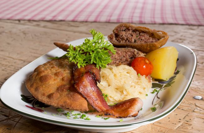Speisen - Kulinarik   Oberhofalm in Filzmoos